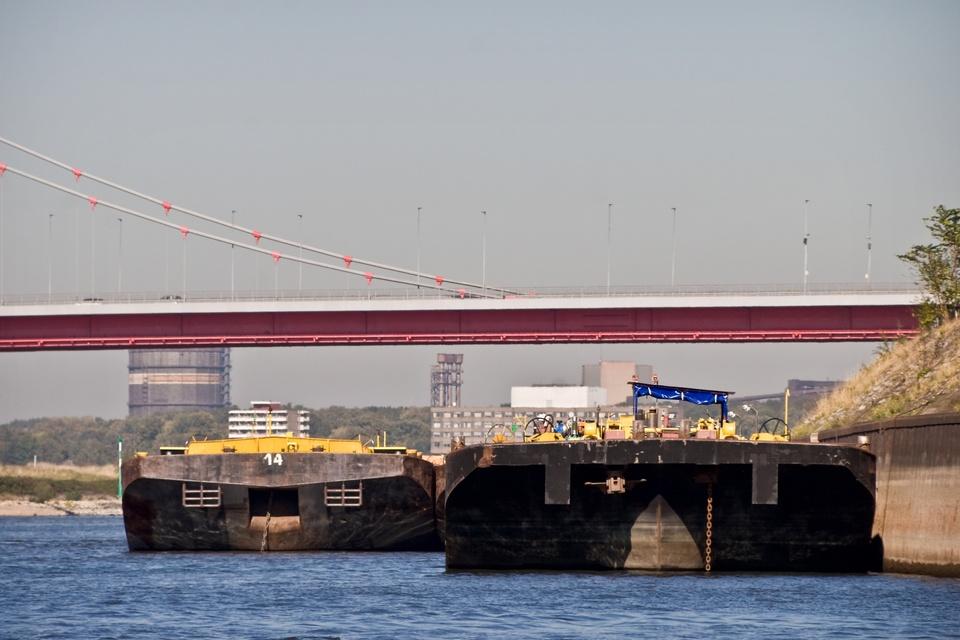 Duisburg Hafenrundfahrt