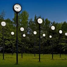 Ich habe Zeit ... .