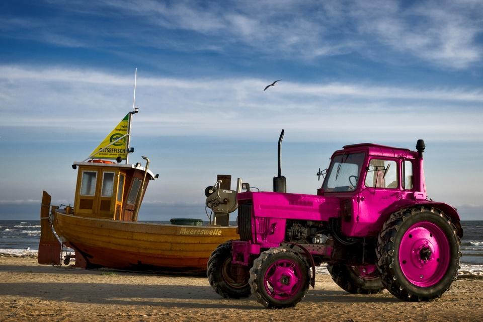 Pink Cadillac (FARBEN, PINK, 15.JULI)