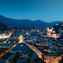 Salzburg@Night