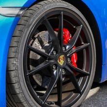 Porsche black & blue