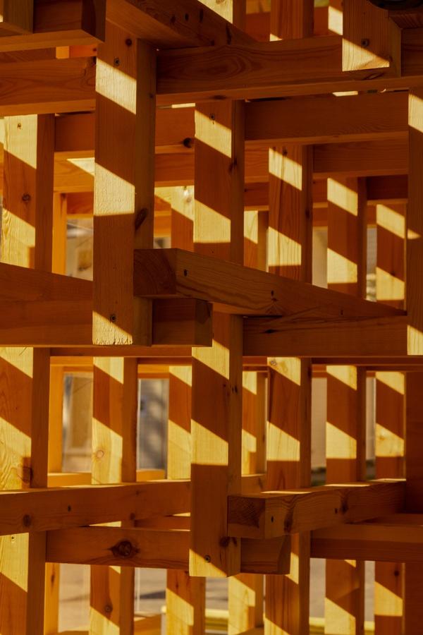 Balkenkonstruktion