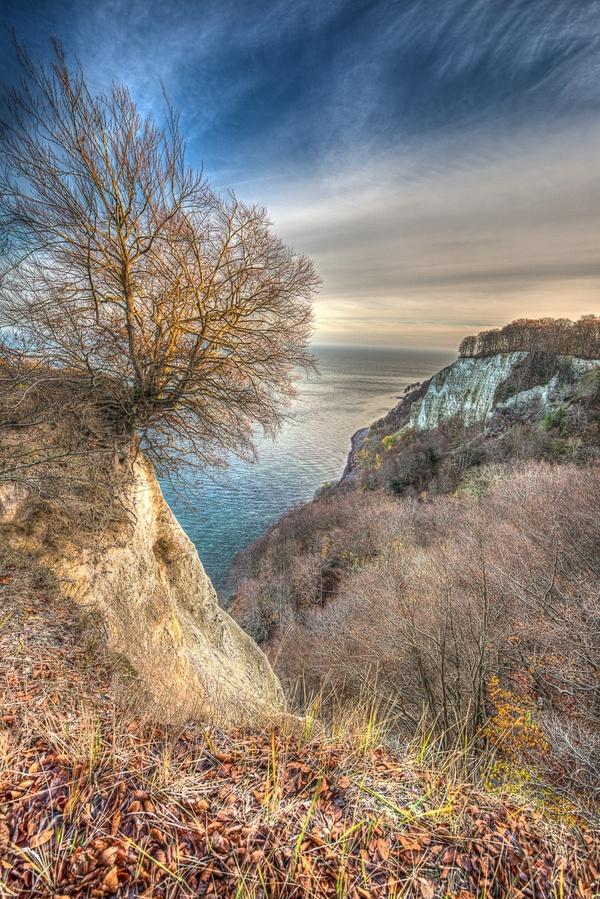 Küstenlandschaft Rügen