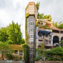 >>Hundertwassers erbe.<<