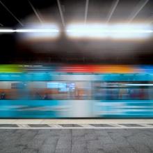 >>schnellbahn.<<