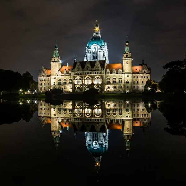 Neues Rathaus Hannover