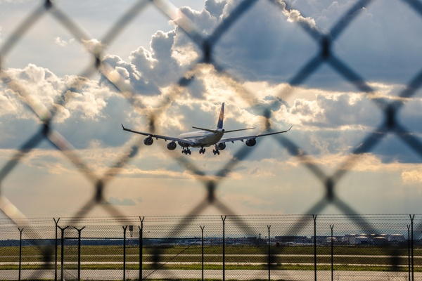 Landungsflug