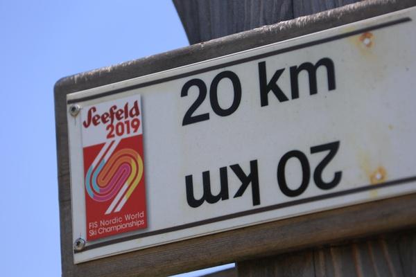 ...in beide Richtungen 20km...
