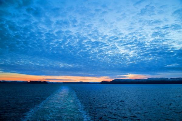 ...Küste Norwegens...