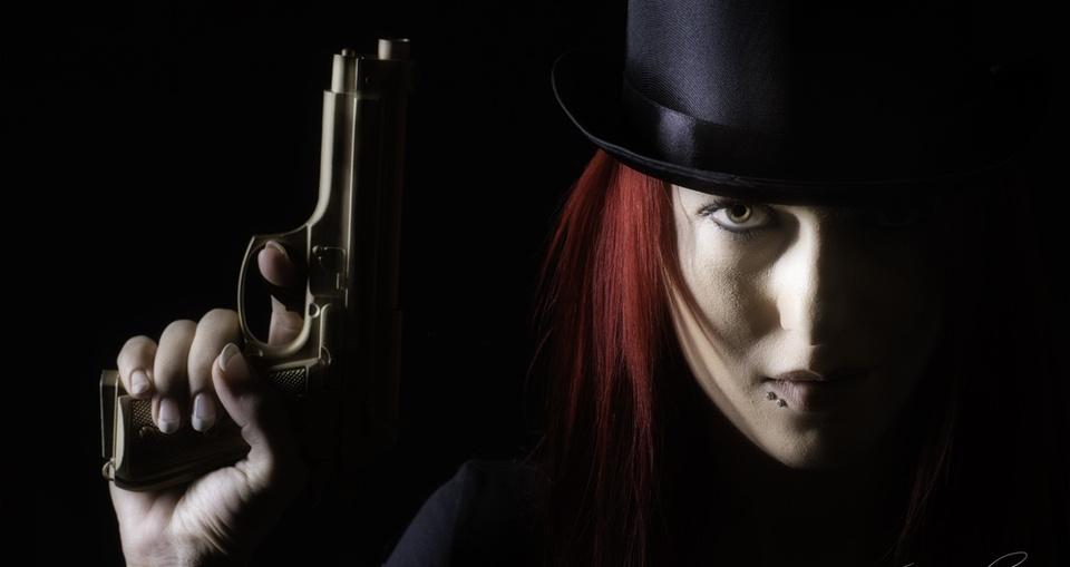 ...dark & dangerous...
