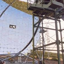 17-Meter-MAGIC (Tscherenkow-Teleskope)