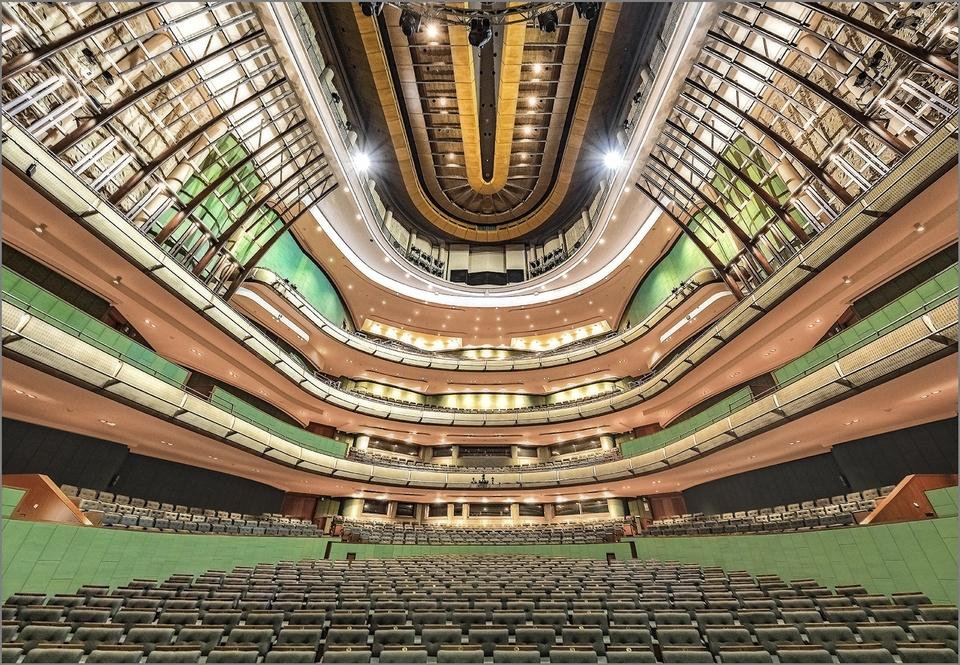 Theater Esplanade_Singapur
