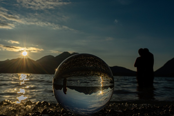 Romantik am Walchensee