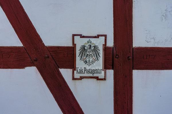 Kaiserliche Postagentur