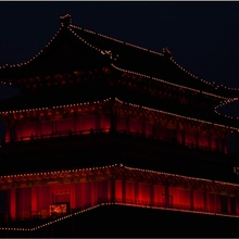 Zheng Yang Men Gate