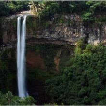 Chamarel falls