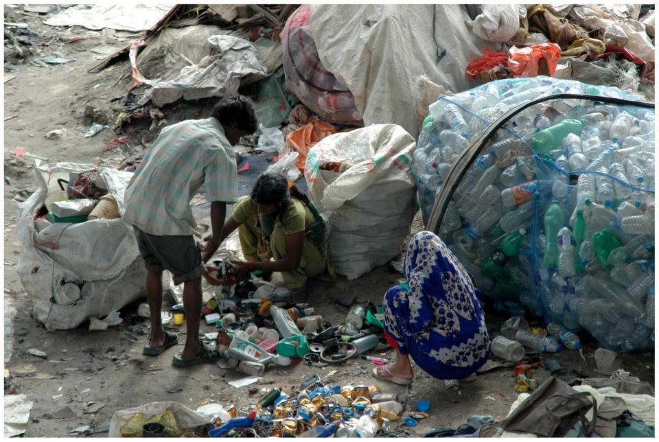 Die Müllsammler von Kathmandu