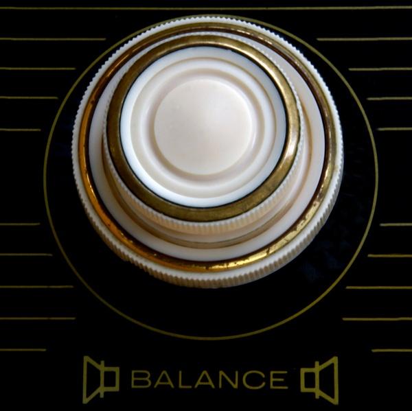 Kreisförmige Balance