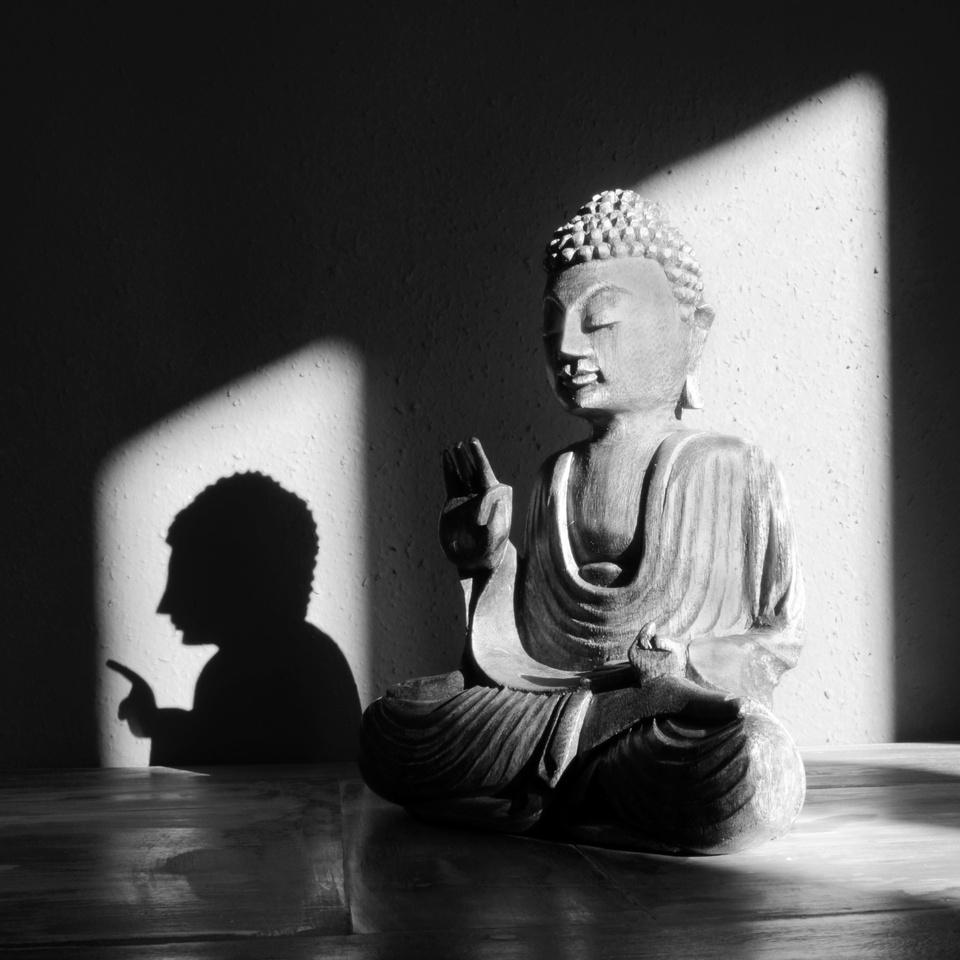 Buddhas Gewissen