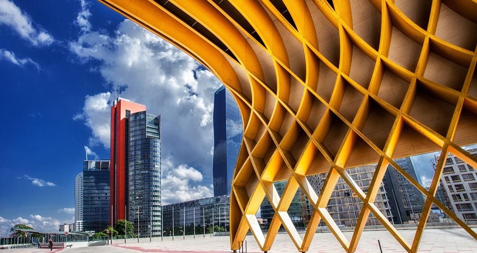 Wien - futuristisch