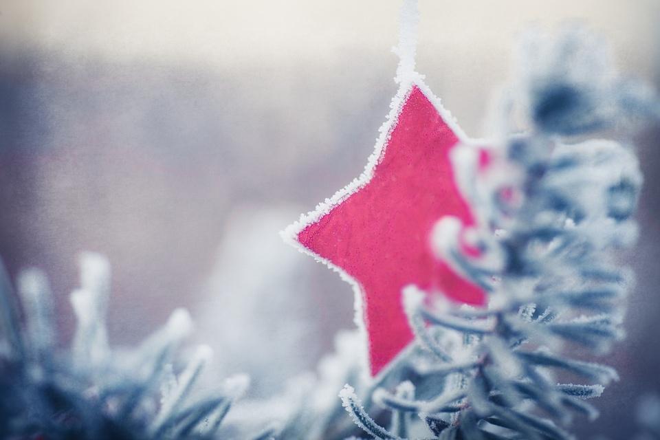 Letzter Hauch von Weihnachten