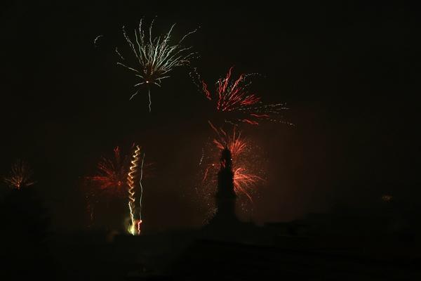 Art of firework