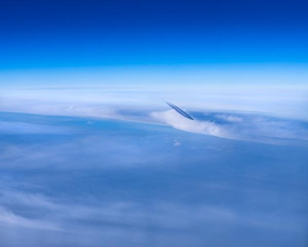 """""""Über den Wolken,..."""
