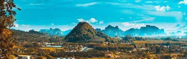 Khao Phanom Bencha National Park, Krabi (Thailand)