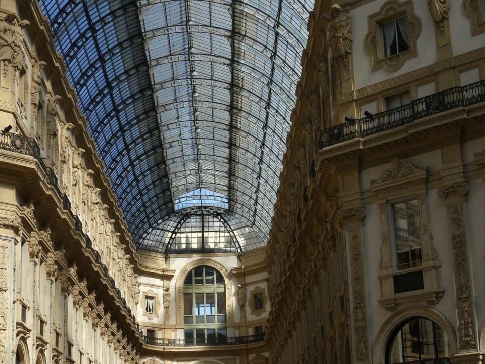 Galleria Mailand