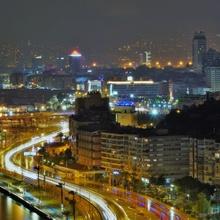 Izmir by night