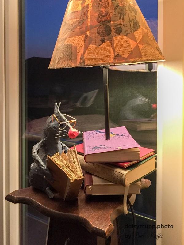 Bücherratte