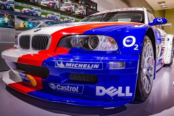 O2 Sports Car