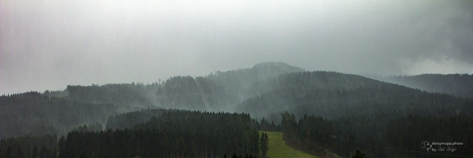Die Natur braucht den Regen