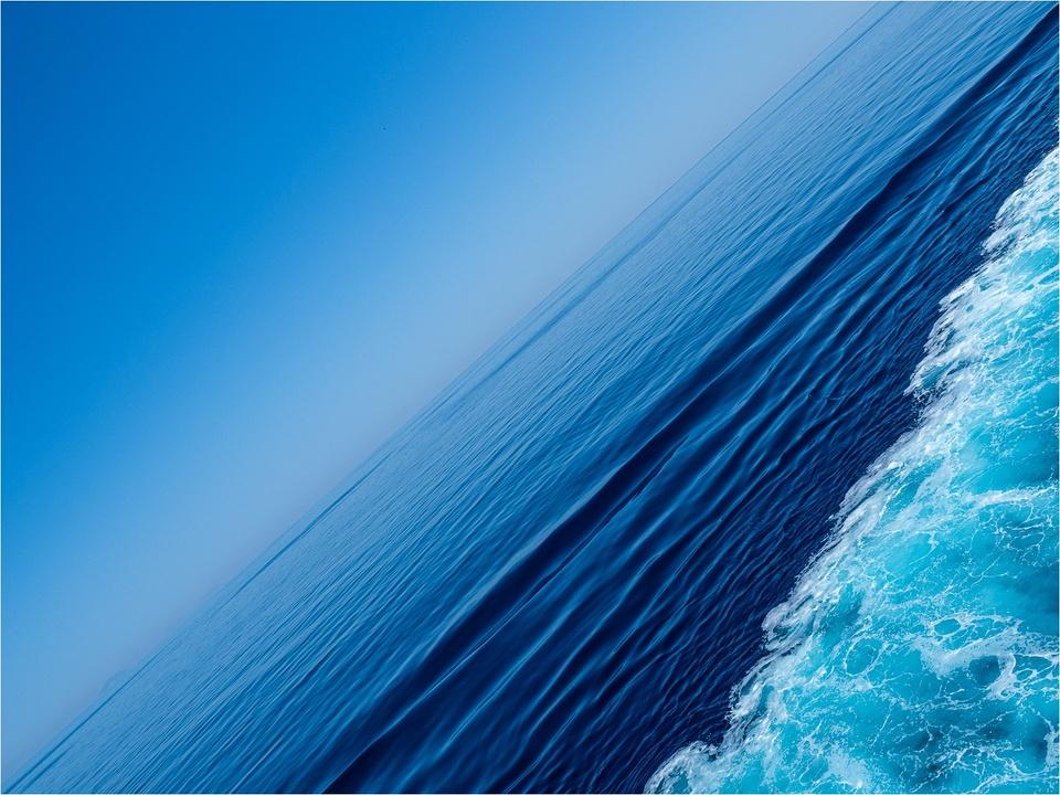 Hilfe, das Meer läuft aus!