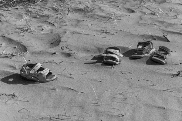 Deine Spuren im Sand....