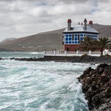 Das Blaue Haus von Lanzarote