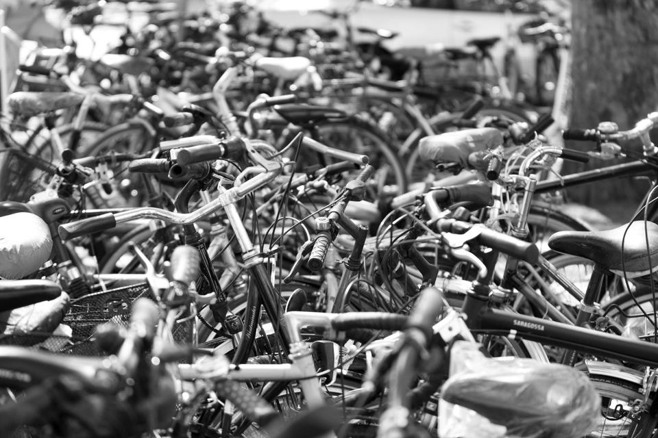 Fahrradchaos