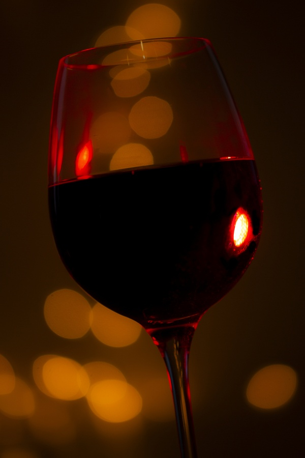 Rotwein ist.....