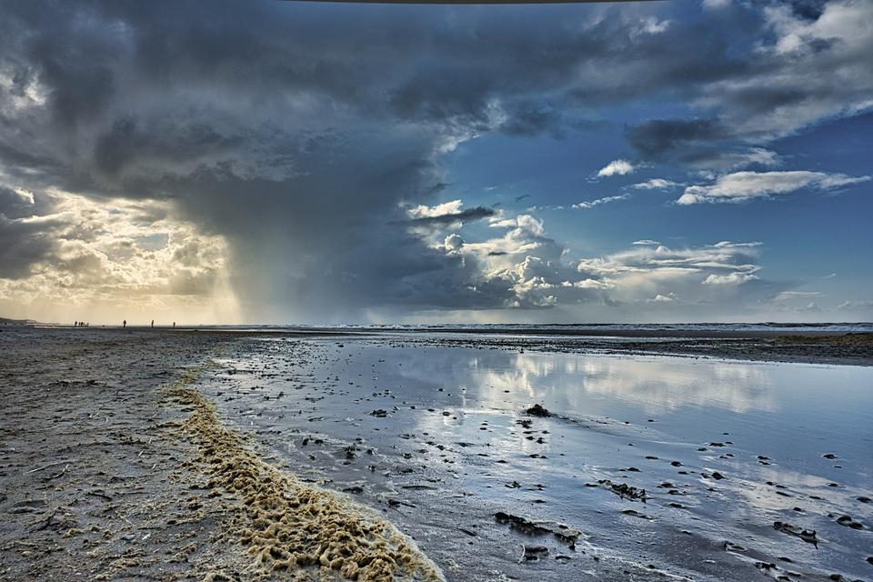 Vejers Strand Dänemark