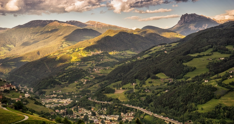Villanders Südtirol