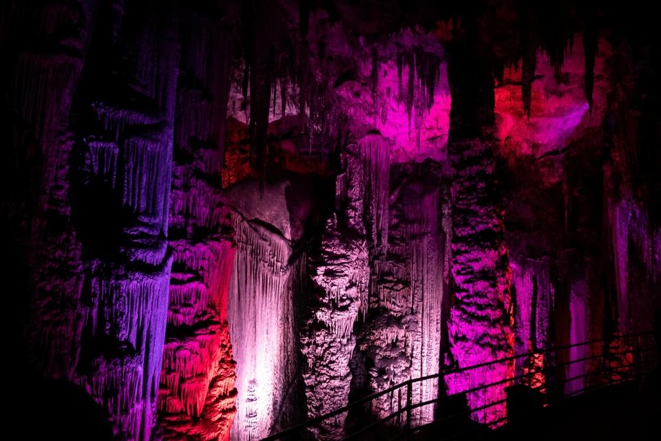 Höhlenatmosphäre