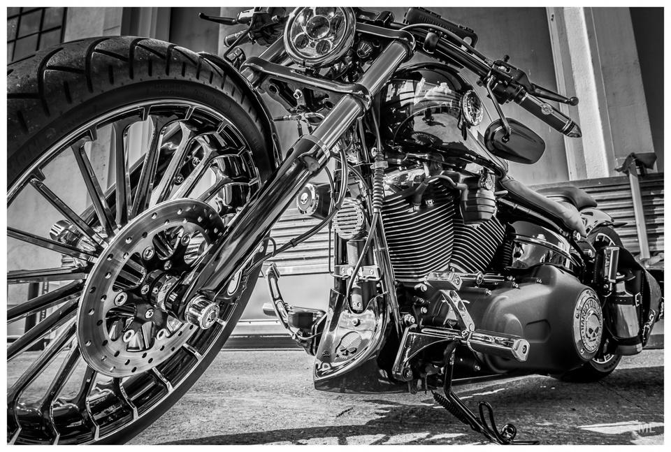 Motorbike...