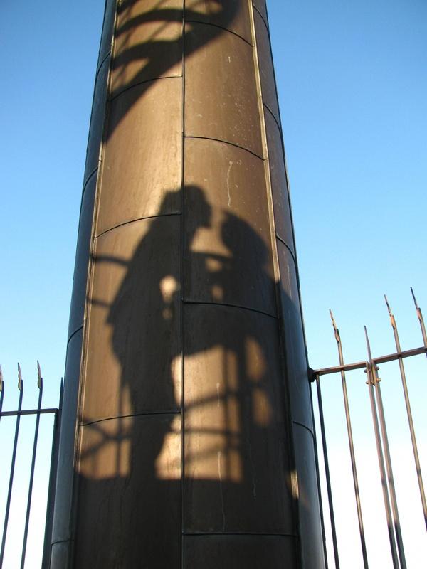 Romeo und Julia als Schatten