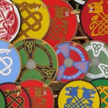 Mittelalter Schilder