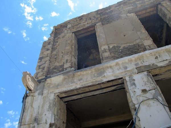 Ruine auf Kreta
