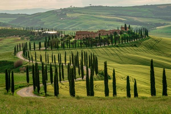 Typisch Toscana