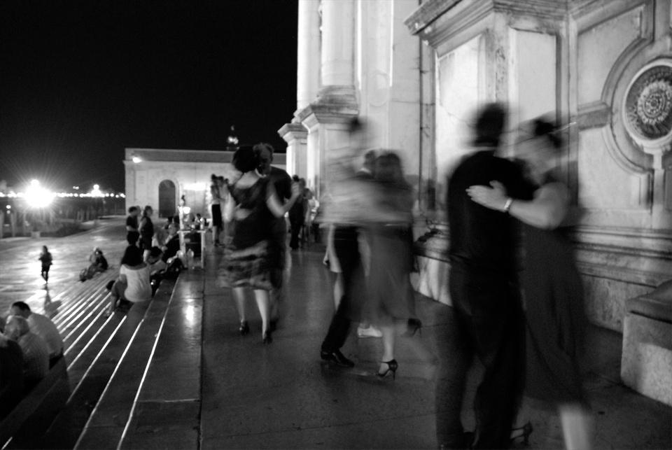 Tango in Venedig