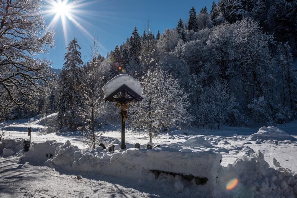 so schön kann der Winter sein