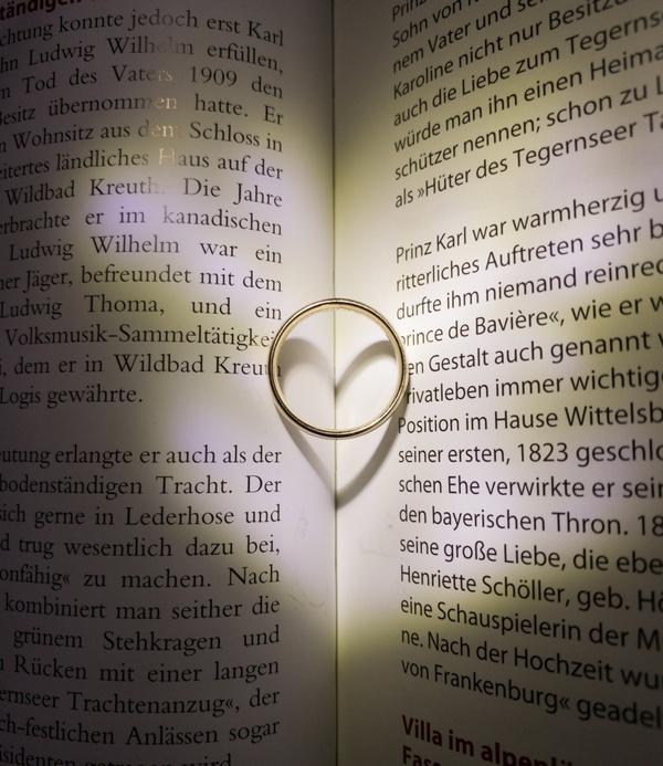 Ein gutes Buch ... berührt das Herz.