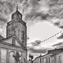 Kirche auf Yeu